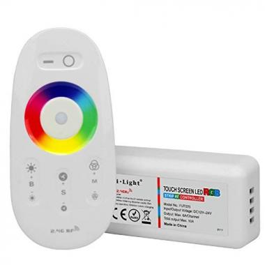 Dimmer touch 2.4g 4 zone